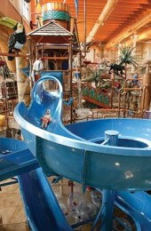 Chula Vista Resort Indoor & Outdoor Waterparks