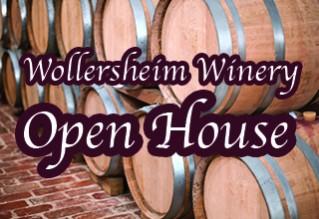 New Featuren Wollersheim Open House