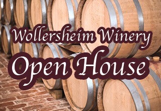 Winery Open House at Wollersheim Winery