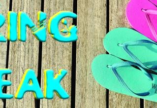 Spring Break New Dells Blog