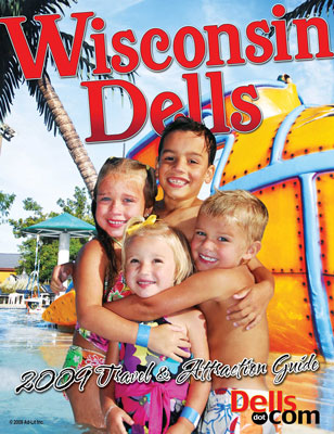 2009 Wisconsin Dells Travel and Attraction Guide