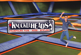 Jump Around at Knuckleheads