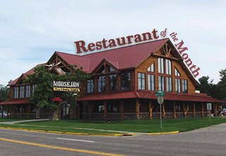 Restaurant of the Month- Moosejaw Pizza & Dells Brewing Co.