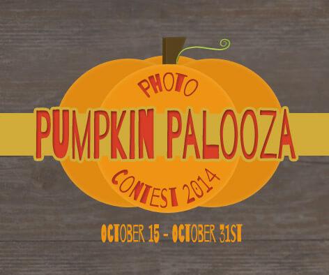 2014 Pumpkin Palooza Photo Contest