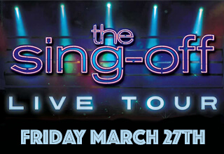 Sing Off Live! Tour at Crystal Grand Music Theatre