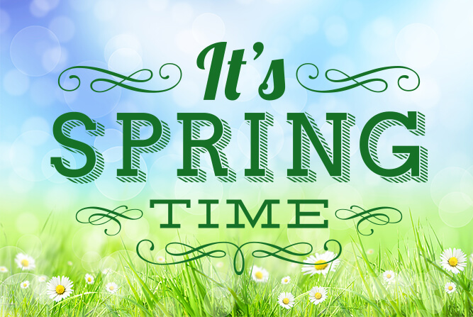 spring is finally here� dellscom blog