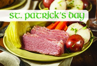 St. Pattys Day New Featured