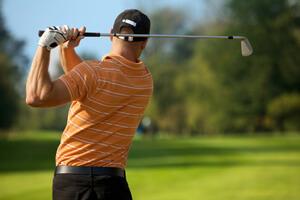 Golfing in Wisconsin Dells