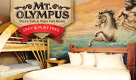 Mt. Olympus Resort Motel Villages