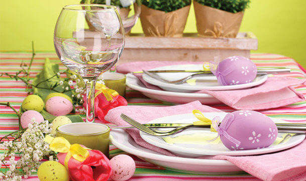 Easter Buffets in the Dells!