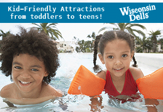 Kid Friendly Attractions by Age