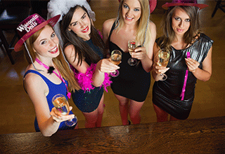 The Best Bachelorette Party Ever!