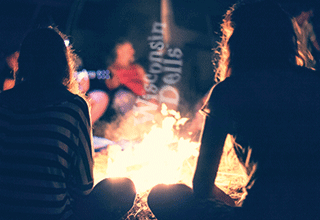 Campgrounds in and Around the Dells for the Summer!