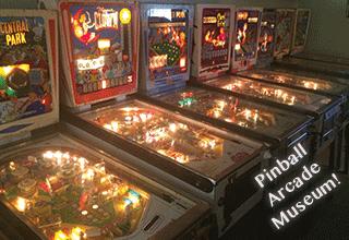 What's New: Pinball Arcade Museum