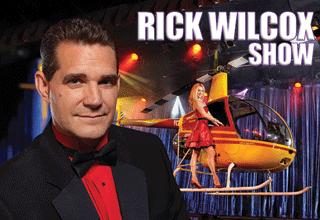 Spotlight on: Rick Wilcox Magic Theater