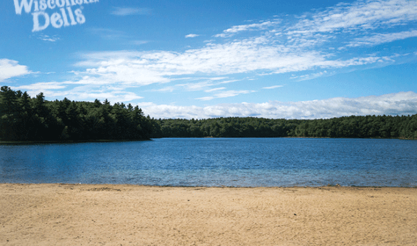 Life's a Beach In Wisconsin Dells