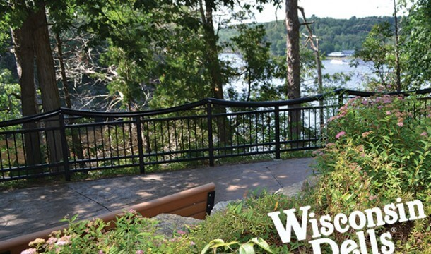 Walk the Scenic Dells Riverwalk