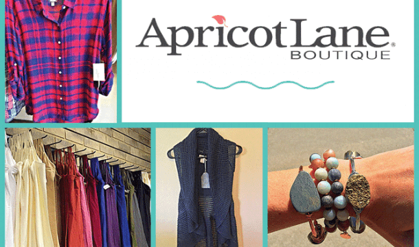 Whats New: Apricot Lane Boutique
