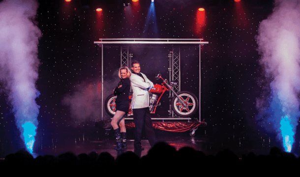 Attraction Highlight: Rick Wilcox Magic Theater