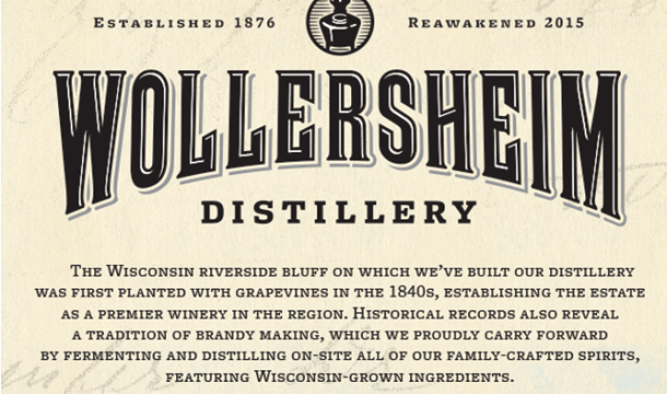 Spotlight on: Wollersheim Distillery