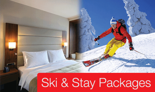 Ski and Stay Packages in the Dells