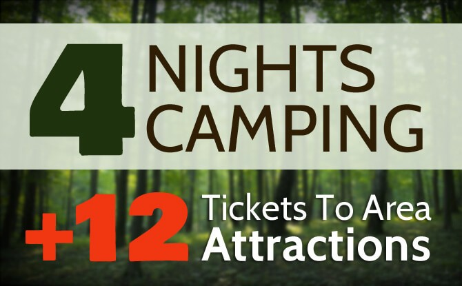 Dells Classic Camping Package