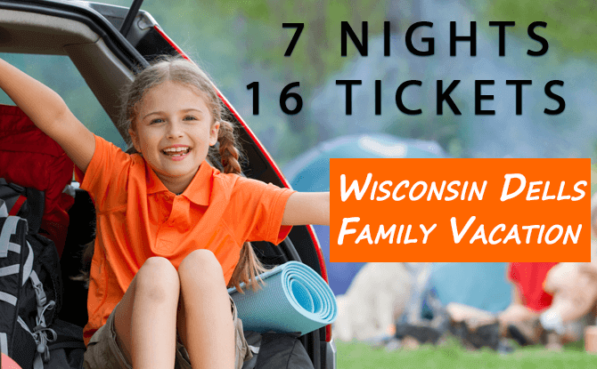 The Family Camping Vacation Package