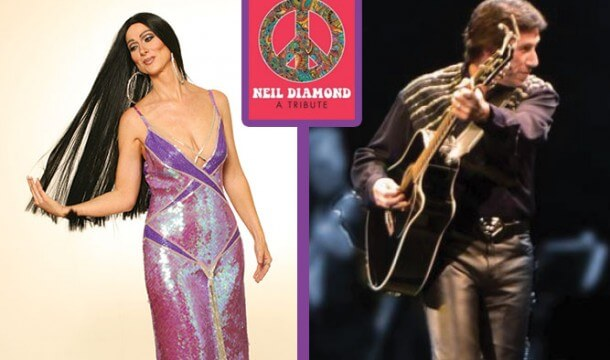 Palace Theater Presents: Cher and Neil Diamond Tribute