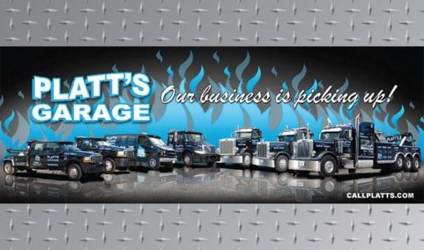 Spotlight on: Platt's Garage