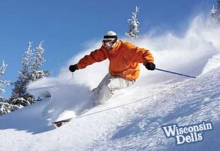 Tubing-Skiing