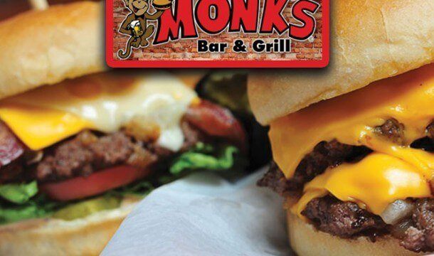 Restaurant of Month: Monk's Bar & Grill