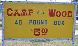 Campfire Wood