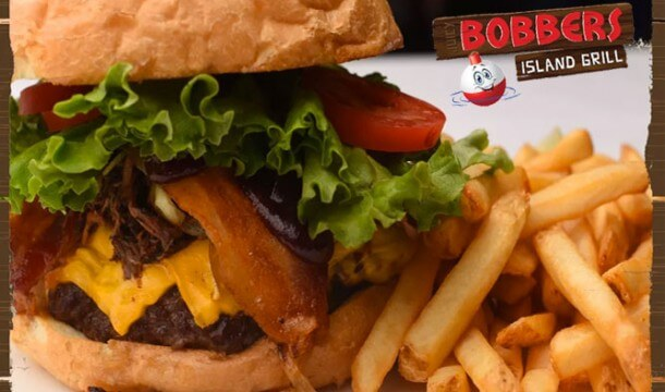 Restaurant of the Month- Bobbers Island Grill