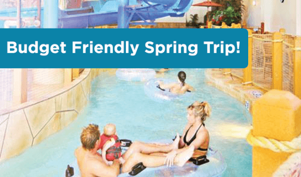 Enjoy Your Spring Trip on a Budget