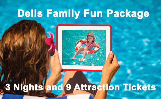 Wisconsin Dells Family Fun Package