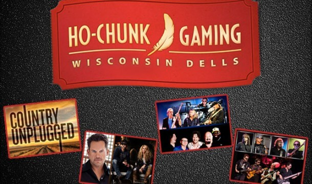 Events Coming to Ho-Chunk Gaming – Wisconsin Dells