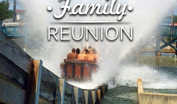 Host Your Family Reunion in the Dells!