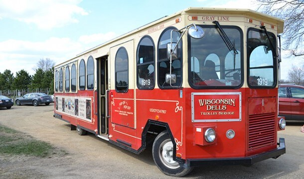 Spotlight on: Dells Trolley Winery Tour