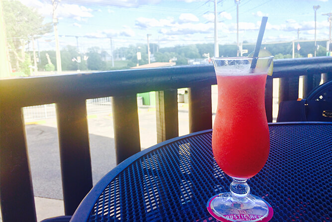 Enjoy A Cocktail On The Patio Dells Com Blog