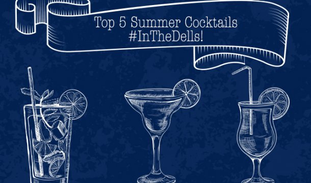 5 Best Refreshing Cocktails for Summer!