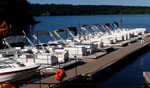 Boat Rentals on the Wisconsin River!