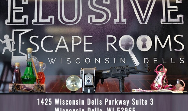 What's New: Elusive Escape Rooms