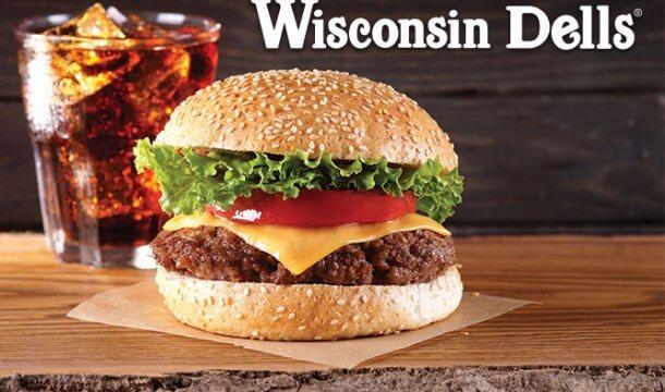 Conquer a Burger In The Dells!