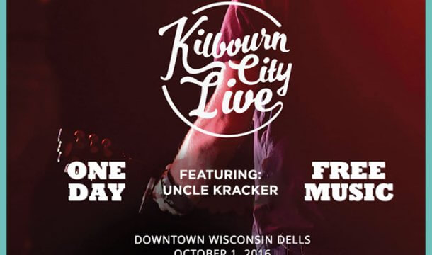 1st Annual Kilbourn City Live Music Festival!