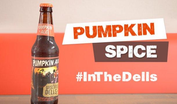 Pumpkin Spice through the Dells!
