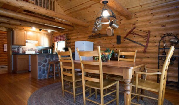 Cozy Vacation Cabins and Homes!