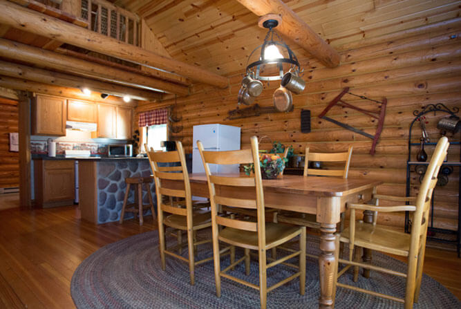 Cozy vacation cabins and homes blog for Cheap cabins in wisconsin dells