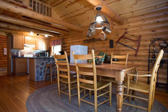Cozy Vacation Cabins And Homes Dells Com Blog
