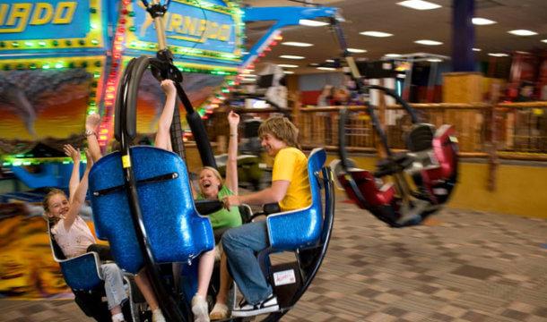 Arcades, Go Karts, & Theme Parks!