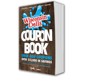 The Original Wisconsin Dells Coupon Book